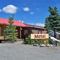 Stardust Motel, hotel em Haines Junction