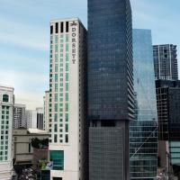 Dorsett Kuala Lumpur, отель в Куала-Лумпуре