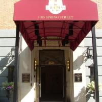 The Baroness Hotel, hotel em Seattle