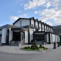 Hotel Prezident, hotel u gradu Ivanjica