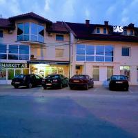 Apartments AS Dubrave, hotel near Tuzla International Airport - TZL, Dubrave Gornje