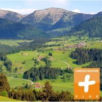 Ferienwohnungen am Schlossberg Oberstaufen