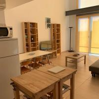 Apartamento de 1 dormitorio, Ático 4PAX