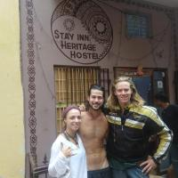Stay Inn Heritage, отель в Варанаси
