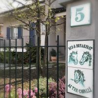 B&B Ai Tre Cavalli, hotell i Cherasco