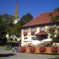 Gasthof zum Goldenen Kreuz, Hotel in Wilhelmsdorf