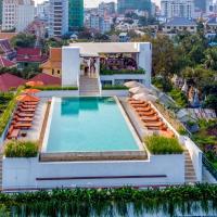 Penh House Hotel, отель в Пномпене