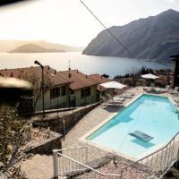 Hotel Miranda, hotell i Riva di Solto