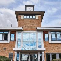 Kents Hill Park Training & Conference Centre, hotel in Milton Keynes