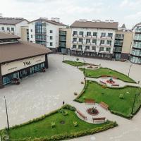 Гостиничный Комплекс Любим, отель в Ярославле