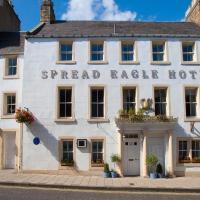 The Spread Eagle Hotel, hôtel à Jedburgh