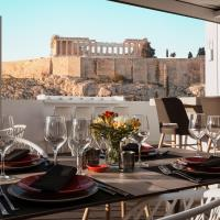 Acropolis Select, hotel in Athens
