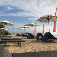 Besakih Beach Hotel, hôtel à anur