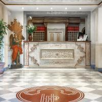 Hotel Villa San Pio, отель в Риме