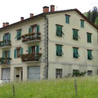 Casotti, hotell i Cutigliano