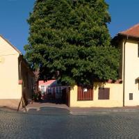Penzion a Restaurace Nad Hradem, hôtel à Křivoklát