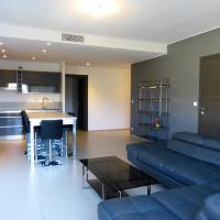 Appartement moderne deux chambres, vue mer, en centre ville