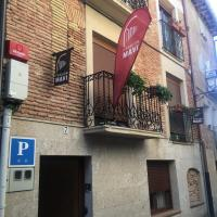 Pensión Mavi, hotel in Los Arcos