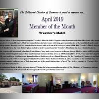 Travelers Motel, hotel in Cottonwood