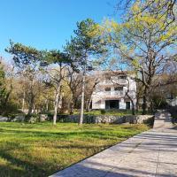 Vila Kajče, hotel in Omišalj