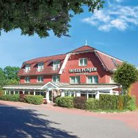HOTEL PÜNJER, hotel in Witzhave