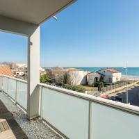 Carnon plage ! Face à la mer avec parking, climatisation & terrasse - Class Appart