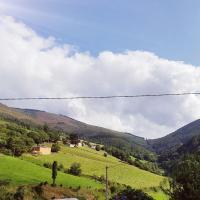 Casa de aldea Amezaga, hotel en Taramundi