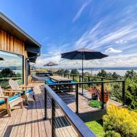 Modern Columbia River View Splendor, hotel near Portland International Airport - PDX, Vancouver