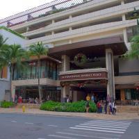 Apartments at Palms Waikiki