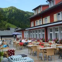 Vögeli Alpenhotel Malbun, hotel in Malbun