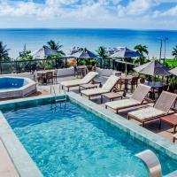 Atlântico Praia Hotel, hotel em João Pessoa