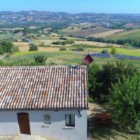 Quaint Farmhouse in Barchi with Garden, BBQ, Fireplace