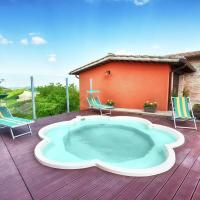 Fabulous Mansion in Sant'Angelo in Vado with Swimming Pool