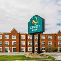 Quality Suites Quebec City, ξενοδοχείο στο Κεμπέκ
