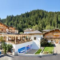 Habachklause Baby- und Kinderhotel | Bauernhof Resort, hotel in Bramberg am Wildkogel
