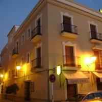 Santa Cruz, hotel in Los Palacios y Villafranca
