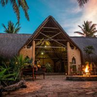 Turtle Cove Lodge and Yoga Shala, hotel in Praia do Tofo