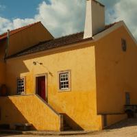 Quinta dos Capuchos Casa Velha