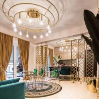 GOLD RESIDENCES, ξενοδοχείο στη Δράμα