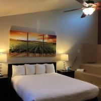 Golden Haven Hot Springs, hotel in Calistoga