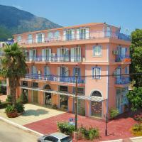 Anemos Studios & Apartments, отель в Поросе
