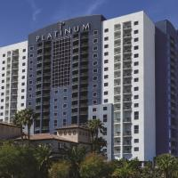 Platinum Hotel and Spa, hotel i Las Vegas