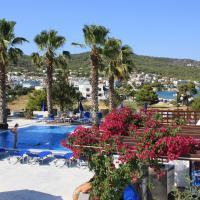 Hotel Blue Fountain, отель в городе Айя-Марина (Эгина)