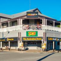 Australian Hotel - Gympie, hotel in Gympie
