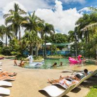 Summer House Backpackers Cairns, hotel near Cairns Airport - CNS, Cairns