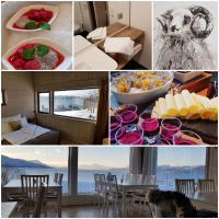 Yggdrasil farmhotel & spa, hotel in Straumsbukta
