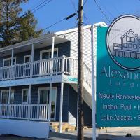 Alexander's Landing, hotel in Monticello