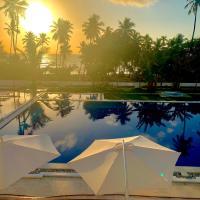 Oasi Encantada - Beach Resort, отель в городе Санта-Крус-де-Бараона