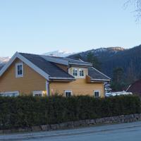 Sandvik Garasjeloft, hotell på Vossevangen
