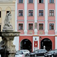 La Fresca, hotel in Kroměříž
